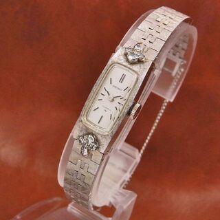 セイコー(SEIKO)のセイコー ドレスウォッチ  ブレスレット  レディース手巻き時計 1970年(腕時計)