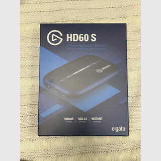 ソニー(SONY)のゲームキャプチャーボード Elgato Game Capture HD60 S(PC周辺機器)