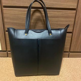 アニヤハインドマーチ(ANYA HINDMARCH)の新品未使用 アニヤハインドマーチ netvis tote Black(トートバッグ)