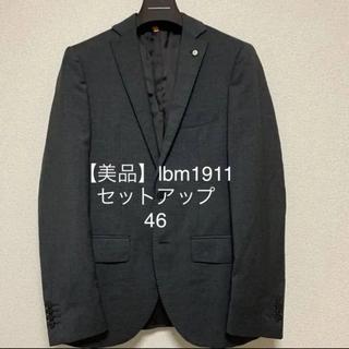 【美品】lbm1911 スーツ セットアップ(セットアップ)