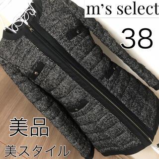M-premier - 美品☆M's select☆フード☆コート☆38☆Mプルミエ☆エムズセレクト
