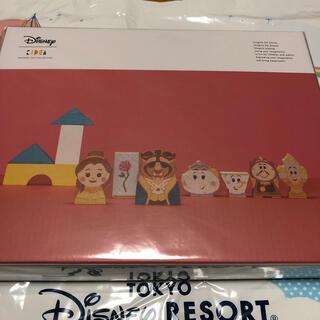 Disney - KIDEA キディア キデア ディズニー つみき 美女と野獣 廃盤