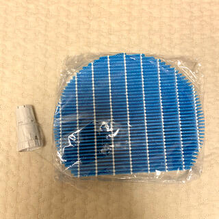シャープ(SHARP)のSHARP 加湿空気清浄機 フィルターセット(空気清浄器)