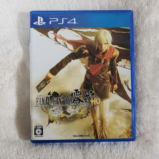 ※ごましお様専用 ファイナルファンタジー零式 HD PS4