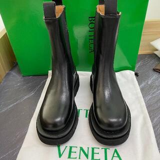 Bottega Veneta - Bottega Veneta ブラック ブーツ36サイズ