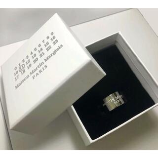 Maison Margiela 11 リバースロゴ リング メンズ 指輪(リング(指輪))