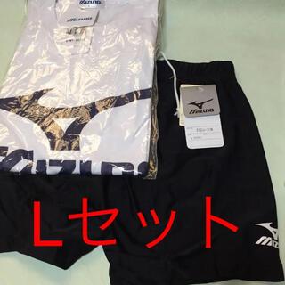 MIZUNO - MIZUNO Tシャツとハーフパンツセット