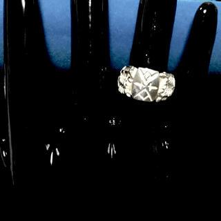 蠍(さそり) 星座 silverリング  スコーピオン ユニセックス 指輪 8号(リング(指輪))