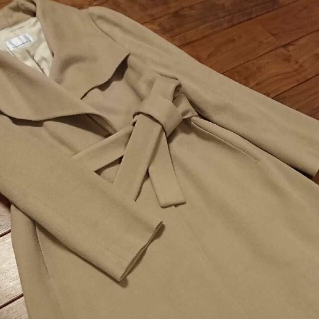 M-premier(エムプルミエ)のエムプルミエ ガウンコート レディースのジャケット/アウター(ロングコート)の商品写真