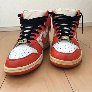 Supreme - Nike supreme dunk sb オレンジ