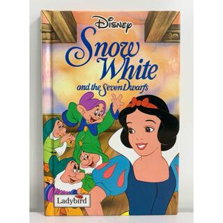 ディズニー(Disney)の洋書 絵本 Snow White 白雪姫 ディズニー(洋書)
