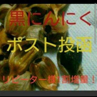 13      黒にんにく バラ760g  国産にんにく使用(野菜)