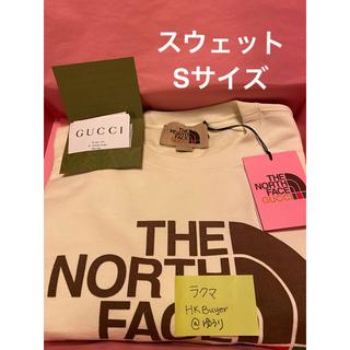 Gucci - GUCCI × THE NORTH FACE スウェット S サイズ