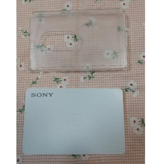 ソニー(SONY)の〖ゆんさん専用〗非接触ICカードリーダー/ライター PaSoRi RC-S390(PC周辺機器)
