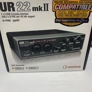 ヤマハ(ヤマハ)のUR22 MK II オーディオインターフェース(オーディオインターフェイス)