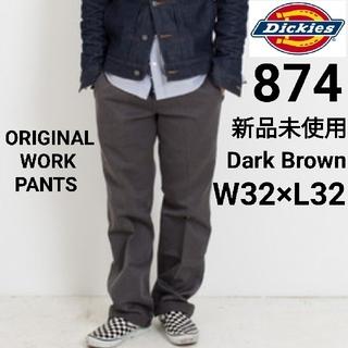 新品未使用 Dickies 874 DB ワークパンツ 32×32 ディッキーズ