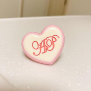 アンジェリックプリティー(Angelic Pretty)のAngelic Pretty チョコレート ハート リング アクセサリー jsk(リング(指輪))