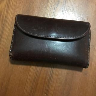 ホワイトハウスコックス(WHITEHOUSE COX)の財布(折り財布)
