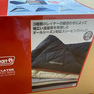 コールマン(Coleman)のColeman(コールマン) マルチレイヤースリーピングバッグ(寝袋/寝具)