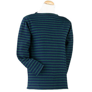 セントジェームス(SAINT JAMES)のSAINT JAMES バスクシャツ(カットソー(長袖/七分))