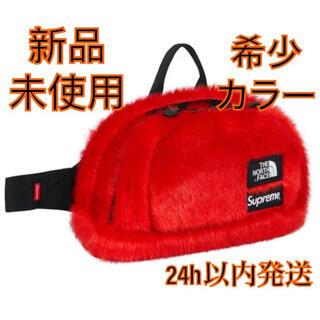 シュプリーム(Supreme)のSupreme North Face Faux Fur Waist Bag (ウエストポーチ)