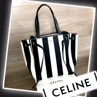 celine - 【超美品☆正規品】CELINE バッグ/トートバッグ