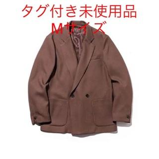 ミスターオリーブ(Mr.OLIVE)の【未使用タグ付き】MR.OLIVE ジャケット M ブラウン ミスターオリーブ(テーラードジャケット)