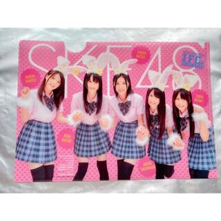 エスケーイーフォーティーエイト(SKE48)の【未使用】SKE48 ファイル(アイドルグッズ)
