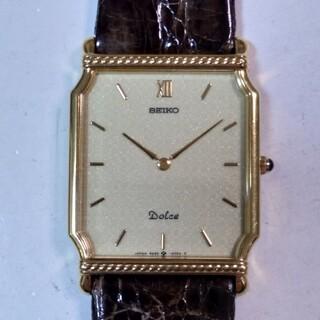 セイコー(SEIKO)のセイコー・ドルチェ腕時計(腕時計(アナログ))