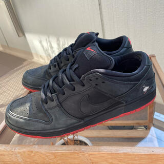 NIKE - NIKE SB DUNK LOW Black Pigeon ダンクAJ1