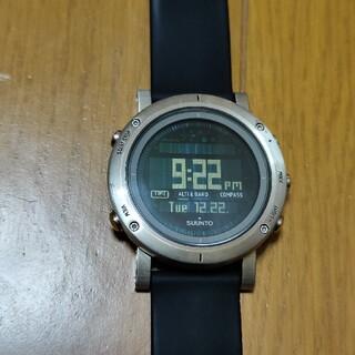 スント(SUUNTO)のSUUNTO COREBrushed Steel(腕時計(デジタル))