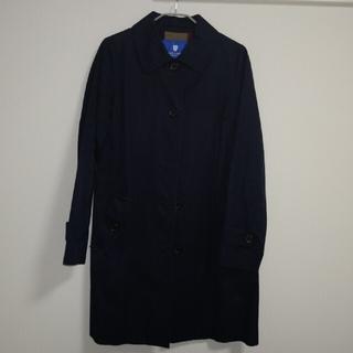 バーバリーブルーレーベル(BURBERRY BLUE LABEL)のBLUE LABEL ステンカラーコート(スプリングコート)