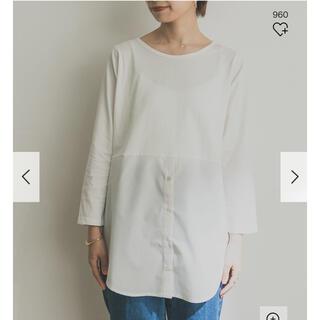 アーバンリサーチ(URBAN RESEARCH)のレイヤード風ロンT(Tシャツ(長袖/七分))