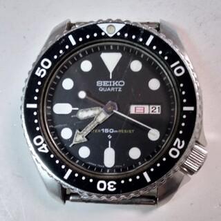 セイコー(SEIKO)のセイコーダイバー腕時計・ジャンク(腕時計(アナログ))