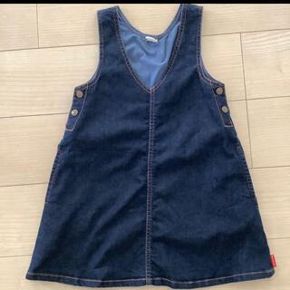mou jon jon - ムージョンジョン ジャンパースカート ジャンバースカート 120cm
