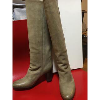 マルタンマルジェラ(Maison Martin Margiela)のマルタンマルジェラ  【新品未使用】ロングブーツ(ブーツ)
