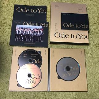 セブンティーン(SEVENTEEN)のseventeen Ode to You ソウルコン Blu-ray 日本語字幕(アイドル)