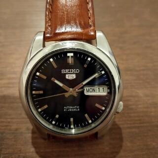 セイコー(SEIKO)のSEIKO 5 セイコーファイブ 7S26-01V0 自動巻き(腕時計(アナログ))