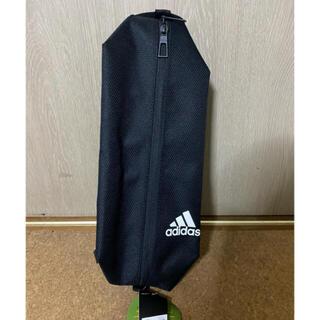 アディダス(adidas)の新品★アディダス シューズケース ブラック★(その他)