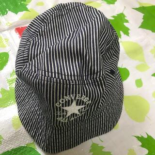 コンバース(CONVERSE)のconverse 帽子 キッズサイズ52㎝(帽子)