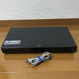 SHARP - AQUOS ブルーレイ BD-W520  ジャンク