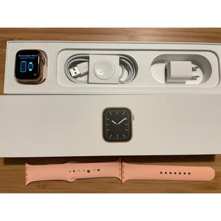 Apple Watch - Apple Watch Series 5 40mm GPS