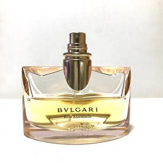 ブルガリ(BVLGARI)のブルガリ ローズ エッシェンシャルル 香水 50ml(香水(女性用))