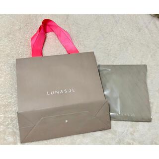 ルナソル(LUNASOL)のLUNASOL ショップ袋(ショップ袋)