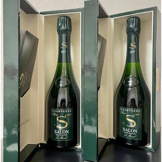 (mira様専用) サロン ブラン ド ブラン 2007 2本セット(シャンパン/スパークリングワイン)
