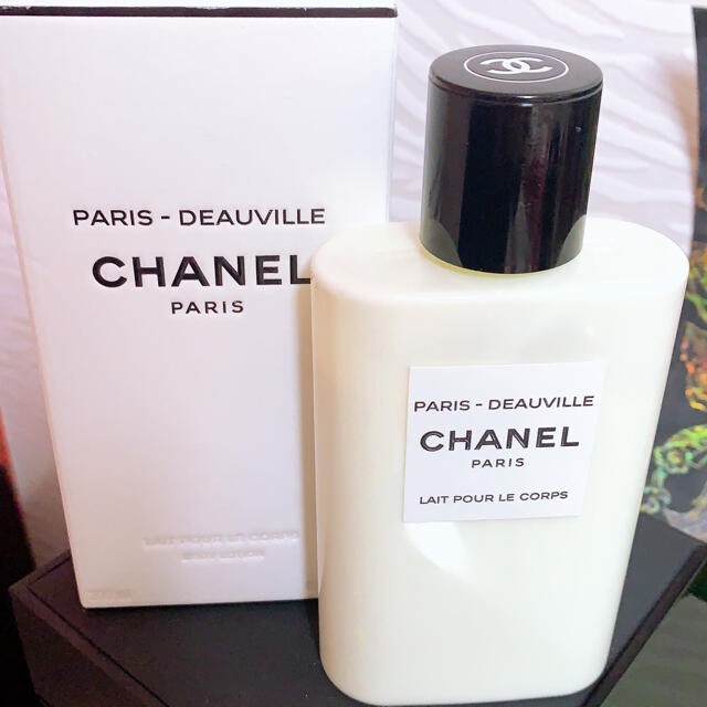 CHANEL(シャネル)のCHANEL パリドーヴィル ボディローション コスメ/美容のボディケア(ボディローション/ミルク)の商品写真