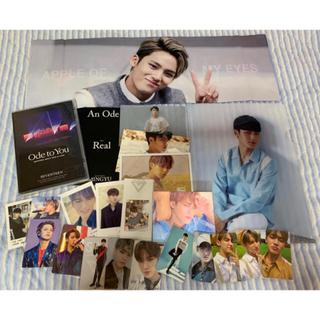 セブンティーン(SEVENTEEN)のseventeen セブチ ミンギュ トレカ dvd(K-POP/アジア)