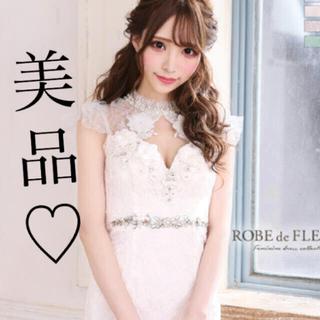 ローブ(ROBE)のローブドフルール ドレス S(ナイトドレス)