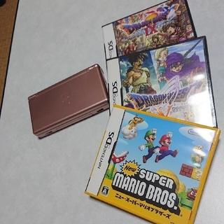 ニンテンドーDS(ニンテンドーDS)のNintendo  DS Lite(携帯用ゲーム機本体)