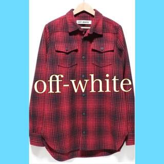 OFF-WHITE - off-white 人気商品 /シャツ ジャケット/M